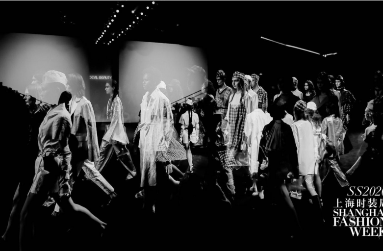 IMS optimized Shanghai Fashion Week website and build e-commerce & e-RSVP systems